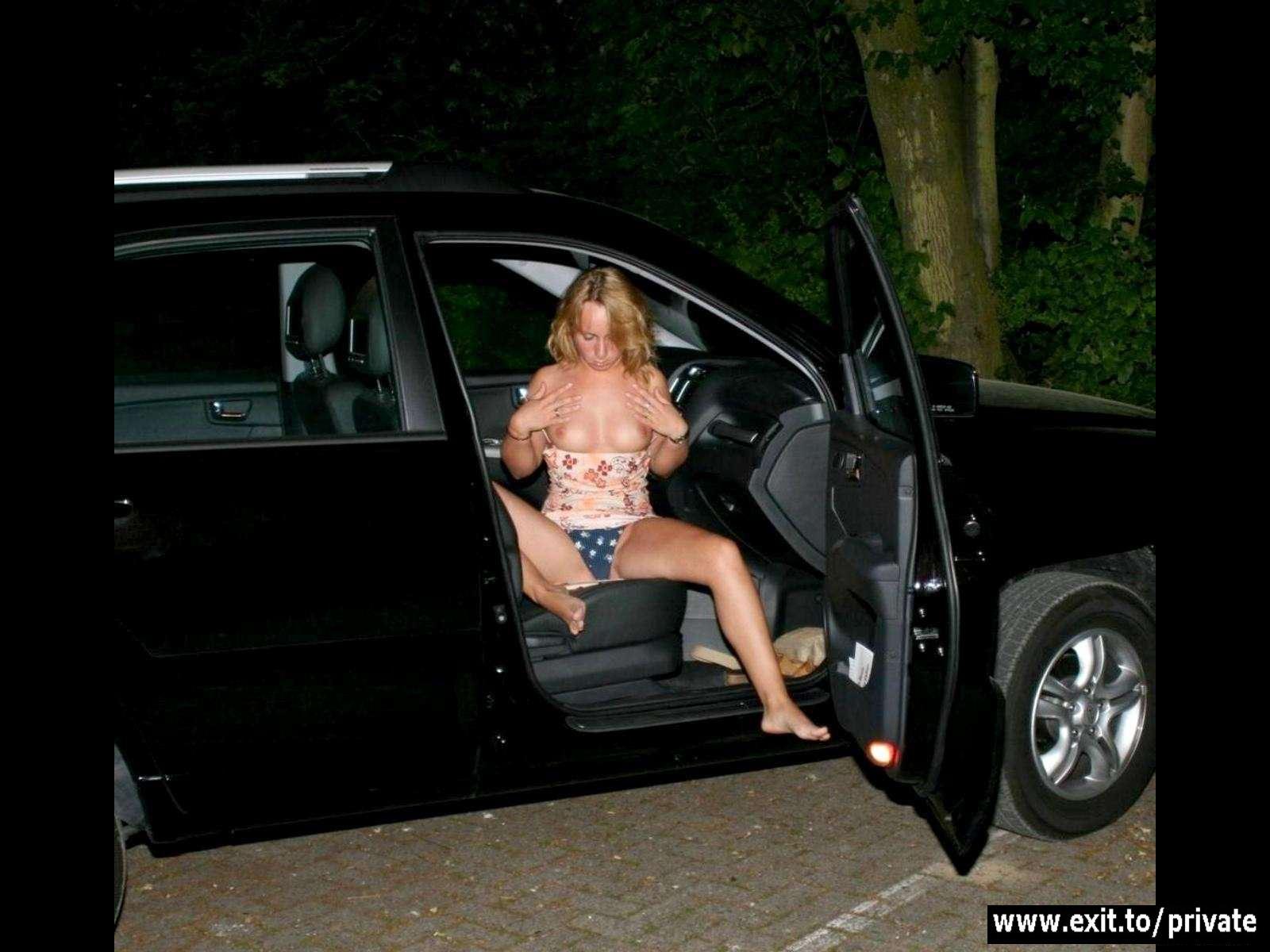 Фото жены сосут в машине 13 фотография