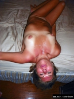 Sex crazy wives in intense sexual rapture - N