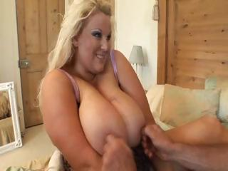 Porno Video of British Milf Kirstyn Halborg Gets Fucked
