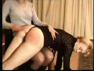 Porn Tube of Spanking Punishment