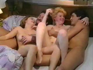 Porn Tube of Carole Marnie Foursome