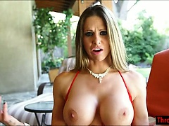 Busty rachel roxxx throating a hard cock | Big Boobs Update