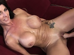 Brutal vagina fisting of two glamours | Big Boobs Update