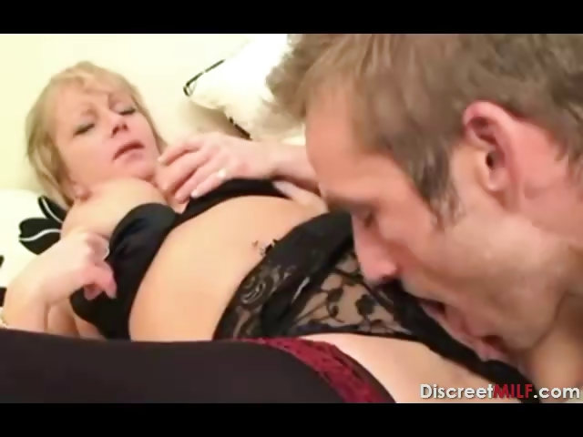 Porn Tube of British Mother Wake Up Son
