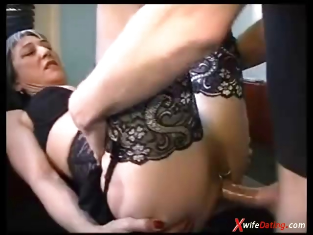 Porno Video of Kinky Housewife Fucked Hard