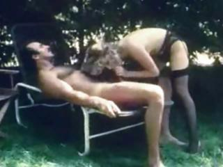 Porno Video of Classic Star Renee Summers In Vintage Hardcore Fucking Outdoors