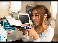 Japan office lady gets cum on her face | Pornstar Video Updates