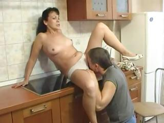 Sex Tubes of Sweet Russian Housewife Gets Ravished By Her Tired Husband