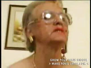 Sex Movie of Grandma And Grandpa Fuck Each Other Like Teenagers On The Couch