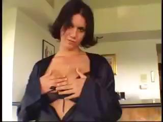 Porn Tube of Jaden Blair Is A Short-haired Brunette Hungry For A Hard Cock