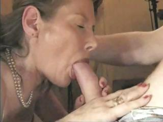 Porn Tube of French Granny