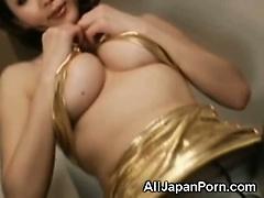 Japanese babe in pantyhose | Big Boobs Update