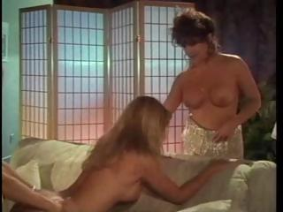 Porn Tube of Classic Lesbian Threesome 2