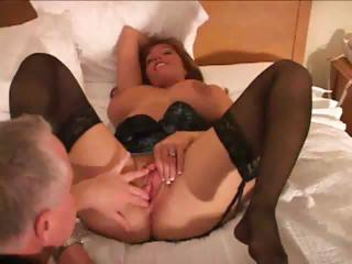 Sex Movie of Big Cock Man Fucks The Wife