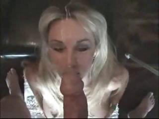 Porn Tube of Beautiful Blonde Hottie Milf Is A Cock Hungry Cum Slut In Bed