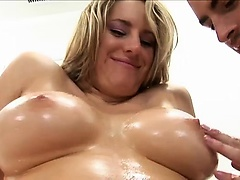 Get ready for another heapin  helping of steamin  hot mashed titties these giant florida swamp monsters are 36d and ready to get down to business hot little cassidy wants to get in your face and smother you in titular tantilization  come on down and see | Big Boobs Update