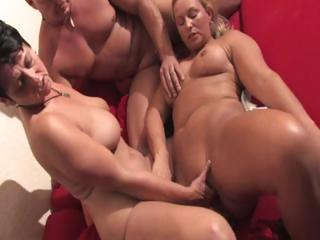 Porn Tube of German Mature Swingers