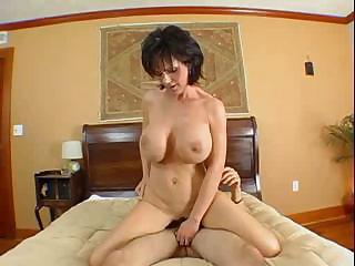 Porn Tube of Huge Breasted Milf Is A Great Fuck