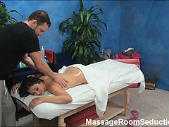 massage, brunette, babe