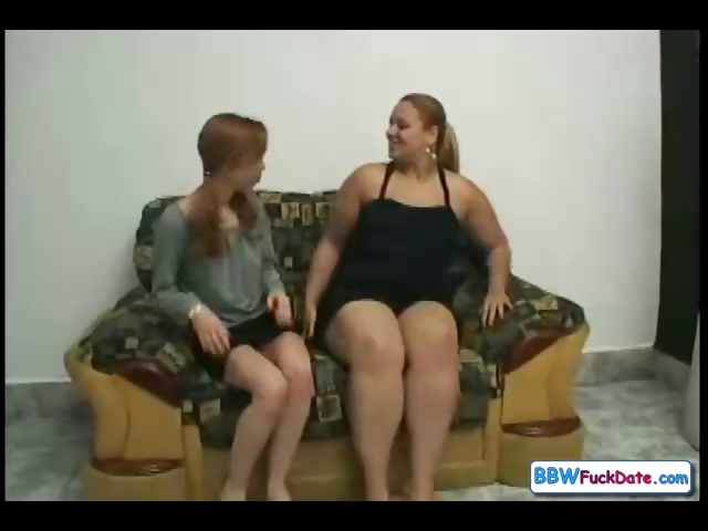 Porno Video of Freak Of Nature Bbw Vs Tiny