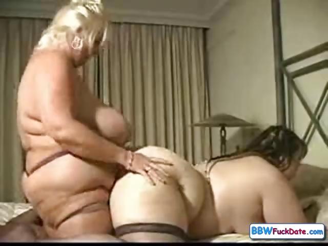 Porn Tube of Bbw American Lesbians