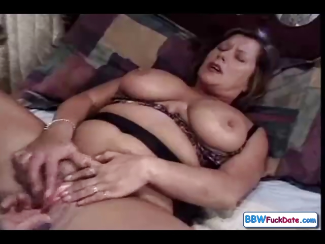 Porno Video of Exotic Mature Bbw