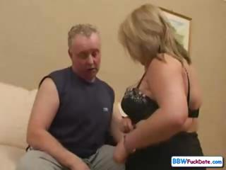 Porn Tube of Horny British Bbw Housewife