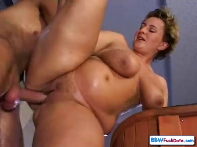 Porn Tube of Romanian Bbw Hairy Mature