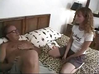 Porno Video of Molly Rome Groped By Dirty Old Man