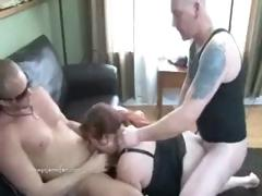 Jennifer VanBeavers first time 3somes!