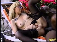 She gets a huge black penish deep in her booty | Pornstar Video Updates