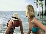 Sara Paxton and Katharine McPhee both in bikini showing us