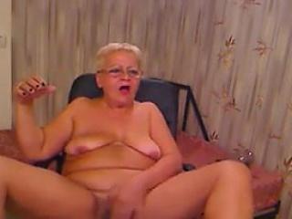 Grandma Shows Off Her Body