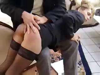 Porn Tube of Sara Nice Secretary