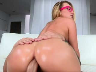 Fucking aj is such a pleasure her pussy feels great
