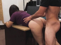 She gets pounded because of stealing in the pawn shop | Pornstar Video Updates