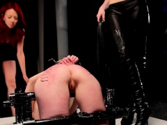 Immobilized gagged sub whipped | Very Hard Sex Updates