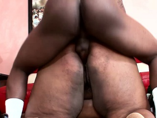 Juicy Lips gets her tight ass pounded hard.