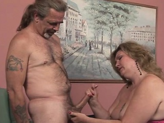 Sex with plump on livecam