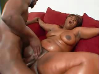 Sex Movie of Busty Ebony Bbw