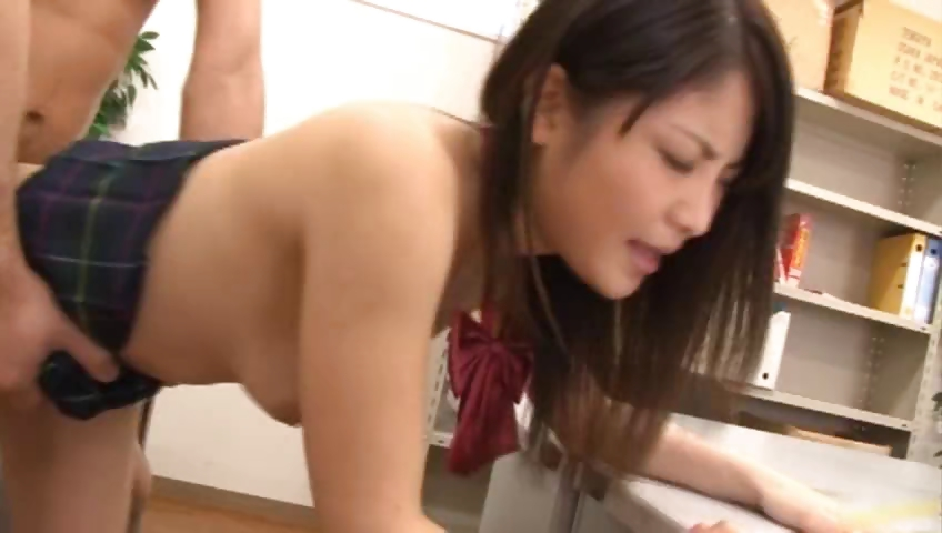 Porno Video of Kanna Harumi  Asian Schoolgirl Shows Off Her Hairy Beaver 5 By 18nippon