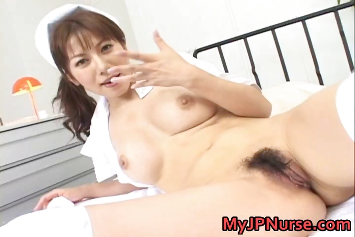 Porno Video of Aki Yatoh Asian Nurse Likes Fucking