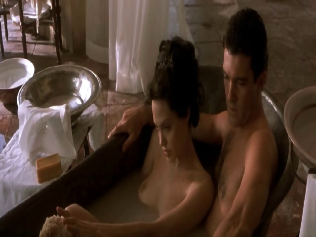Porno Video of Angelina Jolie - Original Sin