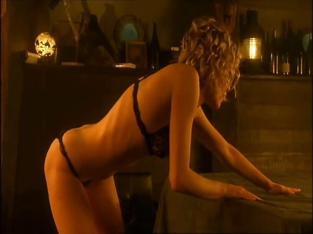 Sex Movie of Rebecca Romijn - Femme Fatale