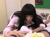 Pounded japanese slut