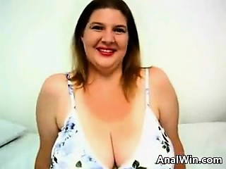 Anal For An AmateurBBW During Her Audition