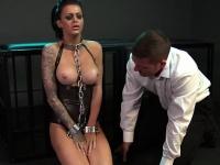 Chained curvy slave pierced kitty banged | Pornstar Video Updates