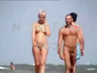 Porn Tube of Nudist Beach 001