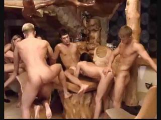 Porno Video of Gruppensex Im Hotel