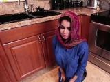 Ada Sanchez gets fuck in the kitchen